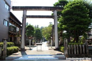 飛騨総社(岐阜県高山市神田町)1