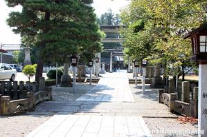 飛騨総社(岐阜県高山市神田町)3