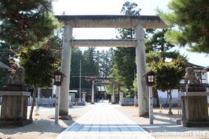 飛騨総社(岐阜県高山市神田町)13