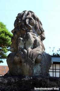 飛騨総社(岐阜県高山市神田町)8
