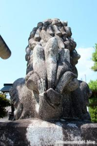 飛騨総社(岐阜県高山市神田町)12