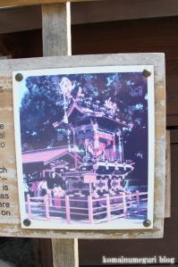 飛騨総社(岐阜県高山市神田町)36