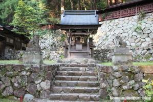 日枝神社(岐阜県)高山市城山52