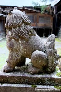 日枝神社(岐阜県)高山市城山48