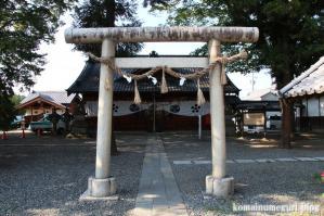 松本神社(長野県松本市開智)4