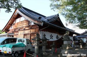 松本神社(長野県松本市開智)8