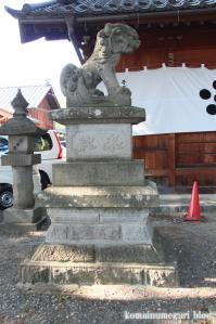松本神社(長野県松本市開智)15