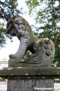 松本神社(長野県松本市開智)17