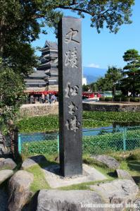 松本城(長野県松本市開智)1