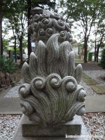 八雲神社(府中市分梅町)9