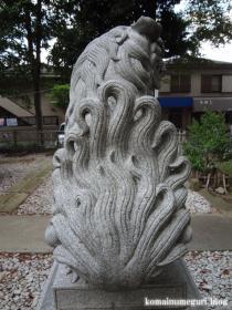 八雲神社(府中市分梅町)13