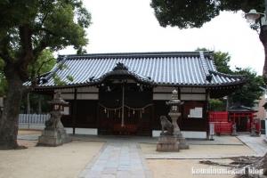 瓜破天神社(大阪市平野区瓜破)6
