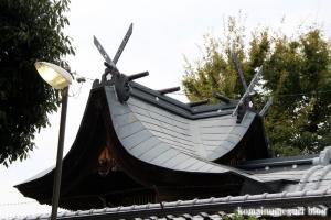 瓜破天神社(大阪市平野区瓜破)9