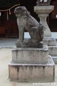 瓜破天神社(大阪市平野区瓜破)15