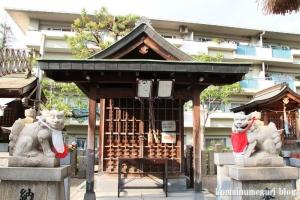 賽の神神社(大阪市東住吉区矢田)2