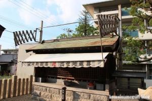 賽の神神社(大阪市東住吉区矢田)8