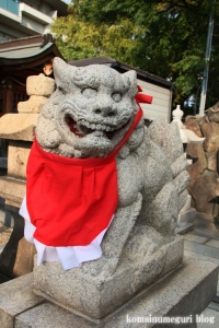 賽の神神社(大阪市東住吉区矢田)14