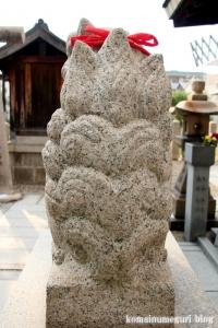 賽の神神社(大阪市東住吉区矢田)16