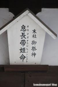 大依羅神社(大阪市東住吉区庭井)77