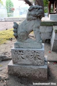 大依羅神社(大阪市東住吉区庭井)68