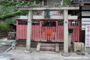 相槌神社(京都府八幡市八幡平谷)1