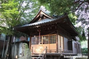 蓮沼氷川神社(板橋区蓮沼町)6