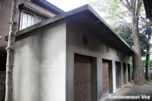 蓮沼氷川神社(板橋区蓮沼町)14