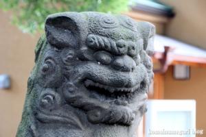 蓮沼氷川神社(板橋区蓮沼町)23