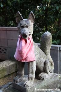 蓮沼氷川神社(板橋区蓮沼町)9