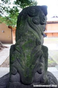 蓮沼氷川神社(板橋区蓮沼町)22