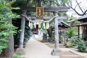 前野熊野神社・東熊野(板橋区前野町)3