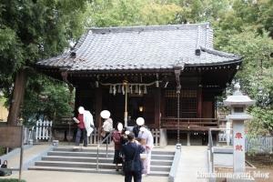 前野熊野神社・東熊野(板橋区前野町)27