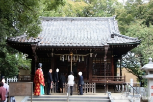 前野熊野神社・東熊野(板橋区前野町)28