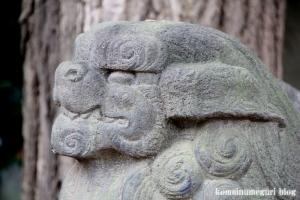 前野熊野神社・東熊野(板橋区前野町)17