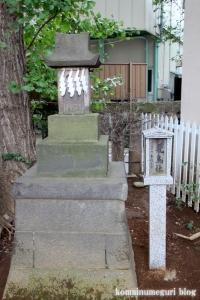 前野熊野神社・東熊野(板橋区前野町)20