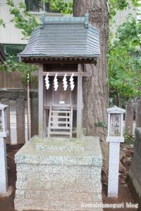 前野熊野神社・東熊野(板橋区前野町)21