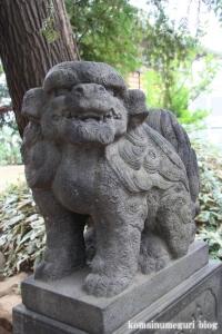前野熊野神社・東熊野(板橋区前野町)8