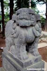 前野熊野神社・東熊野(板橋区前野町)13