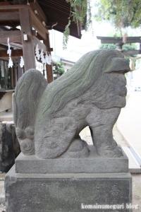 前野熊野神社・東熊野(板橋区前野町)9