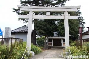 前野熊野神社・西熊野(板橋区前野町)1