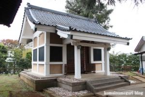 前野熊野神社・西熊野(板橋区前野町)7