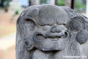 前野熊野神社・西熊野(板橋区前野町)20