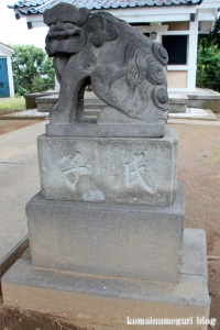 前野熊野神社・西熊野(板橋区前野町)12