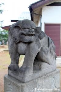 前野熊野神社・西熊野(板橋区前野町)13