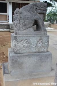 前野熊野神社・西熊野(板橋区前野町)16