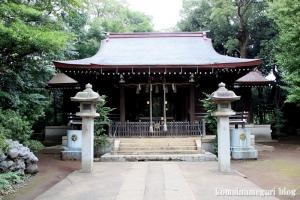 城山熊野神社(板橋区志村)7