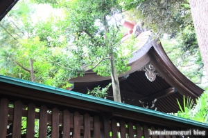 城山熊野神社(板橋区志村)11