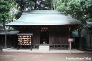 城山熊野神社(板橋区志村)13