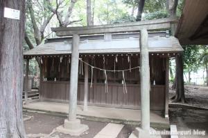 城山熊野神社(板橋区志村)21