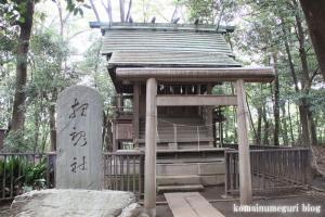 城山熊野神社(板橋区志村)25